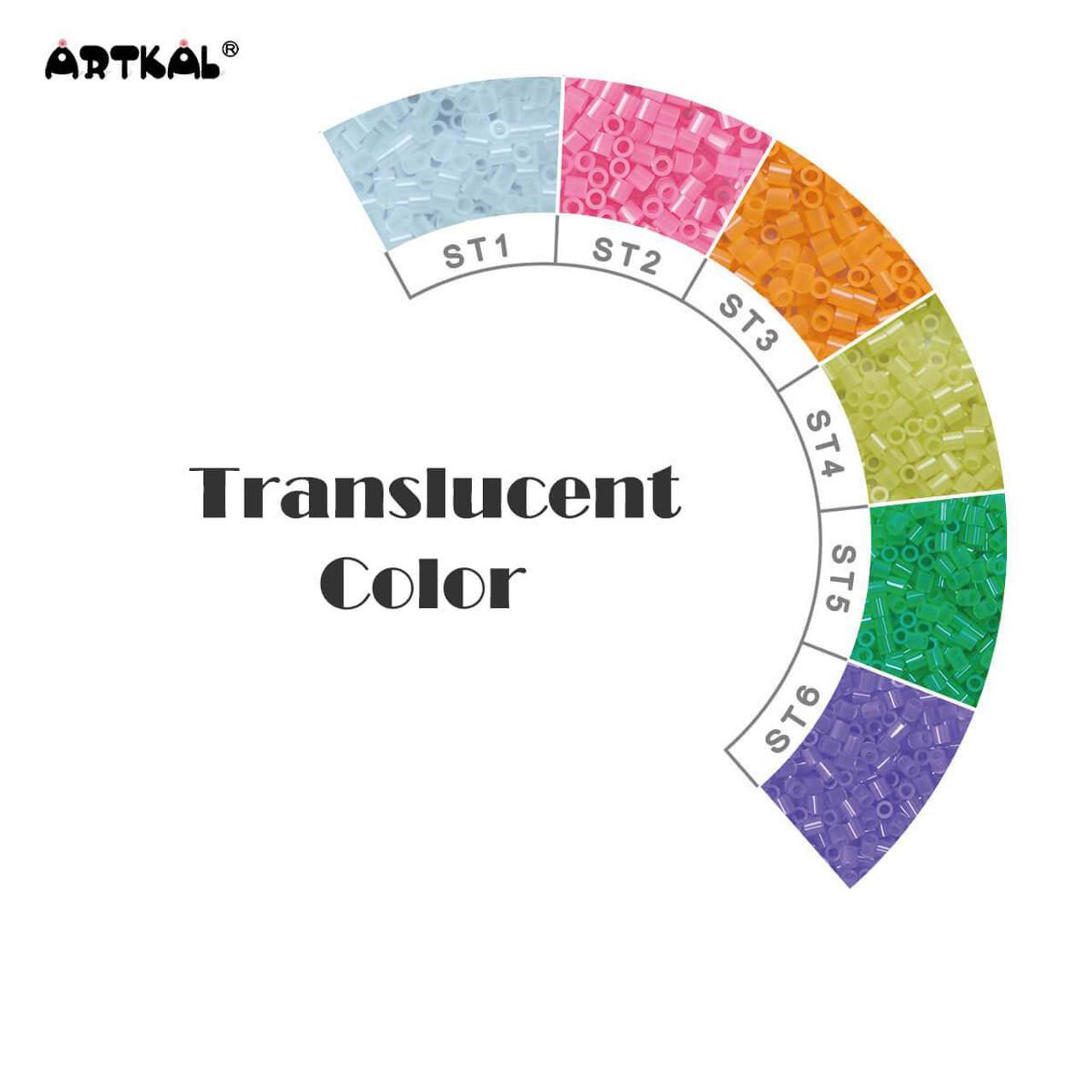 Artkal Translucent